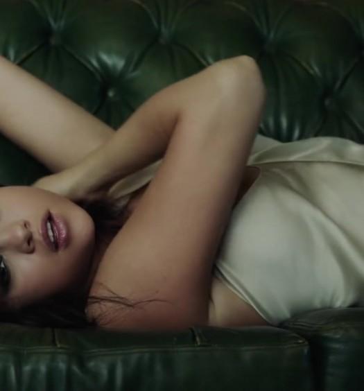 Selena Gomez Couch