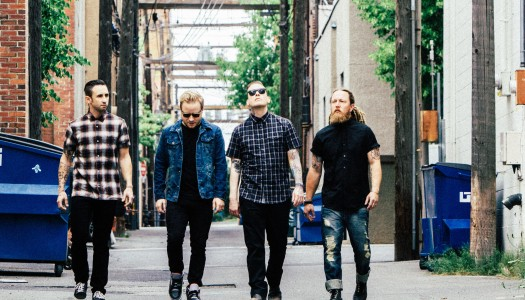 "Shinedown's ""State Of My Head"" Remains #1 at Active Rock Radio; Foo Fighters Top 5"