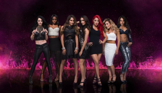 "E!'s ""Total Divas"" Has Been Renewed For Season 5; Tough Enough's Mandy Joining the Cast"
