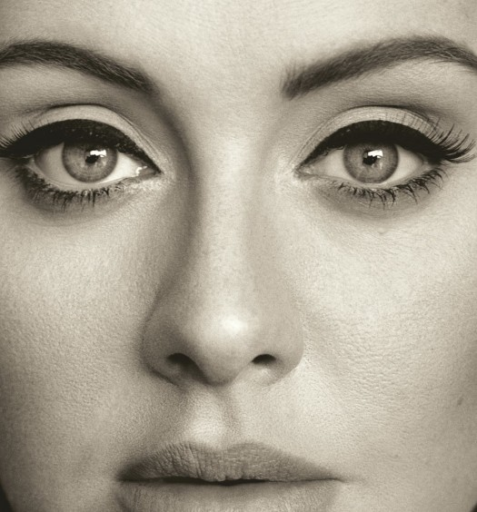 Adele [25 Cover via Columbia Records]