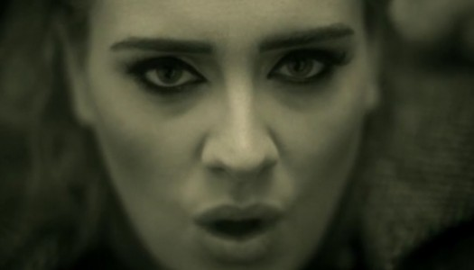 "Adele's ""Hello"" Headed For #1 at Pop, Hot Adult Contemporary Radio"