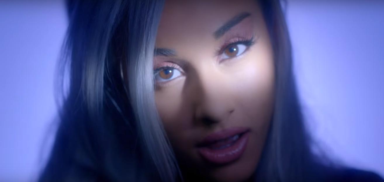Ariana Grande's US &qu... Ashlee Simpson Lyrics