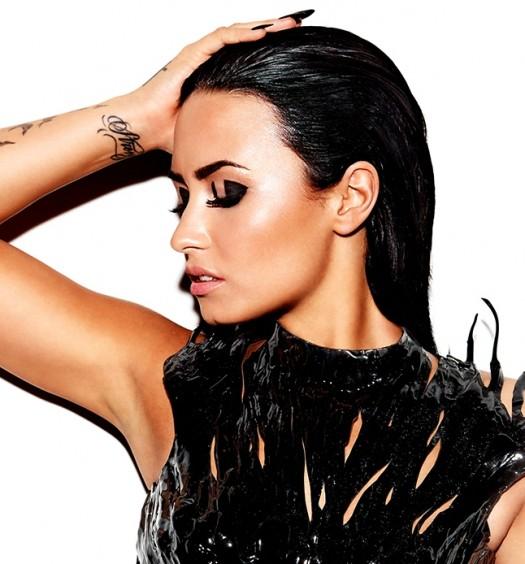 Demi Lovato Confident Cover Wide