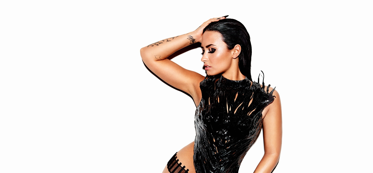Demi Lovato Confident Tour Abuse Revealing Interview Feels