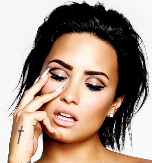 Demi Lovato [Hollywood Press Photo]