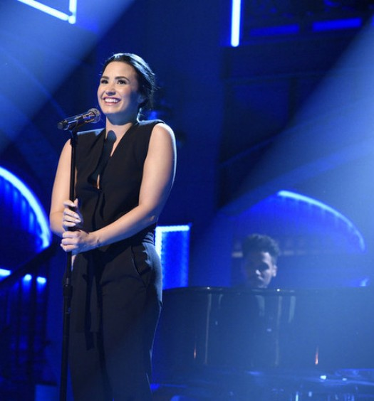 Demi Lovato [NBC]