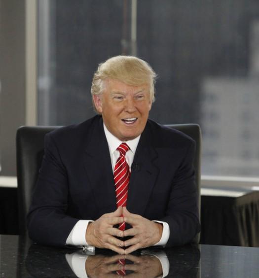Donald Trump [NBC]