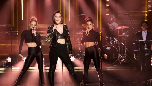 "Hailee Steinfeld Performs ""Love Myself"" on Jimmy Fallon's ""Tonight Show"" (Watch Now)"