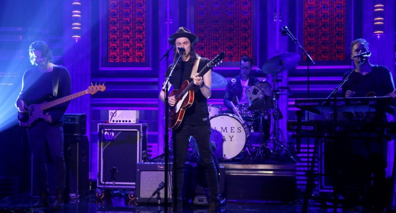 James Bay [NBC]