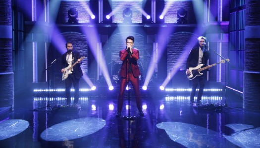 "Panic! At The Disco's ""Victorious"" Ranks as Alternative Radio's Most-Added Song"