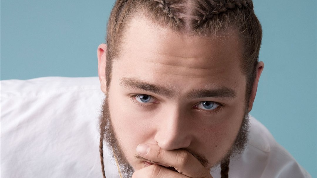 「Post Malone - White Iverson」の画像検索結果
