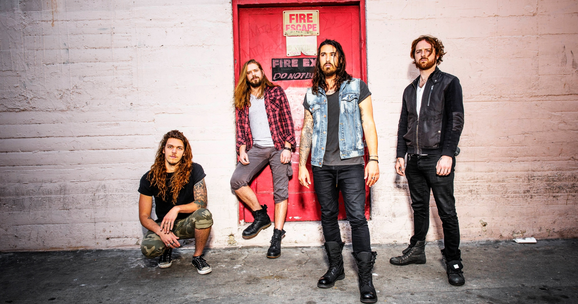 """Red Sun Rising's """"The Otherside"""" Claims #1 at Active Rock ..."""