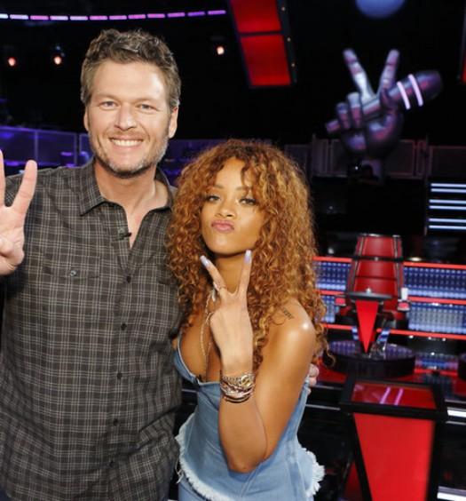 Blake Rihanna [NBC]