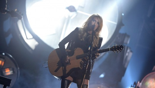 Ratings: Peak CMA Awards Portion Featured Carrie Underwood, Stapleton & Timberlake