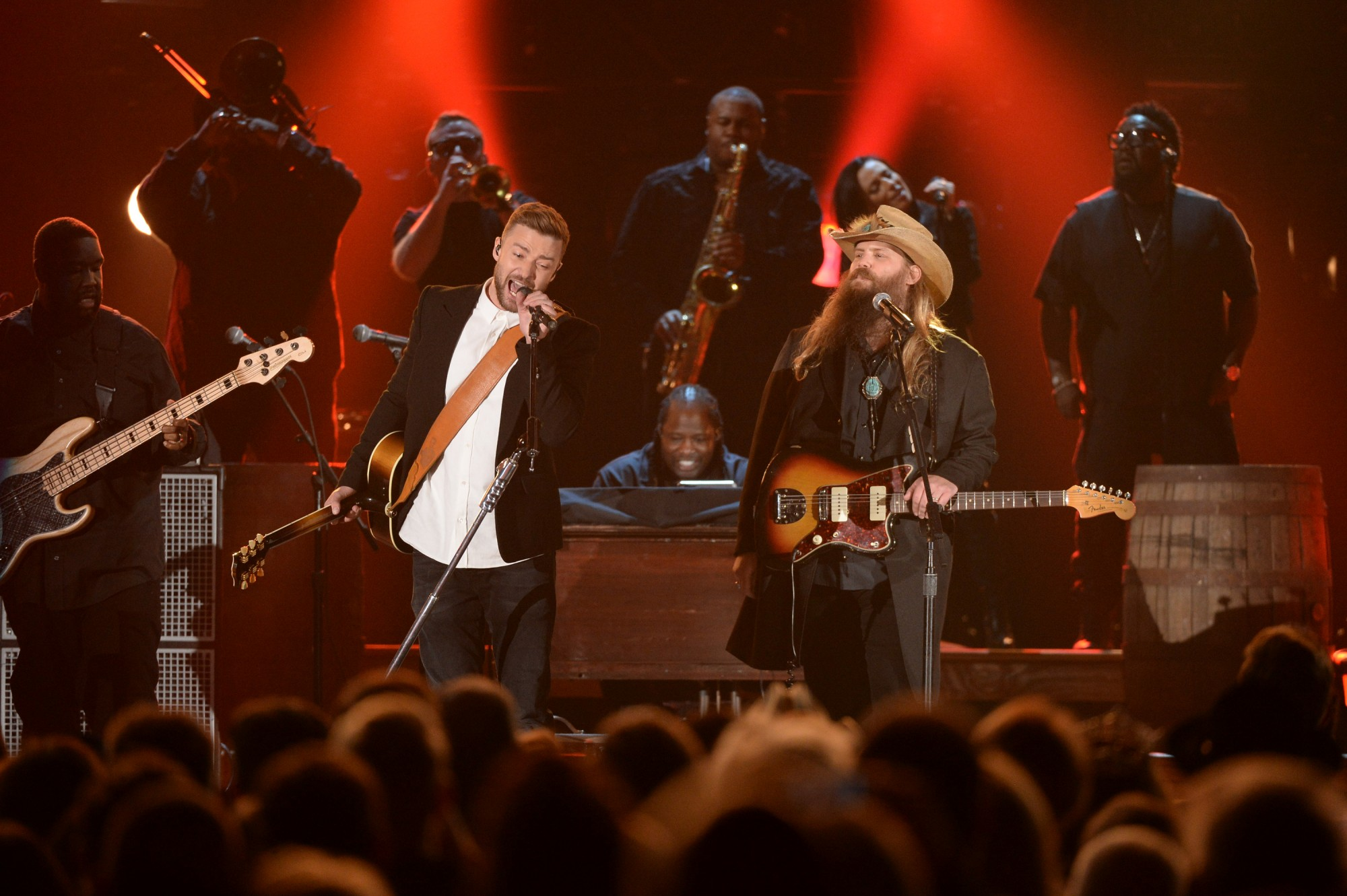Hot 100 chris stapleton 39 s tennessee whiskey debuts at 23 for Tennessee whiskey justin timberlake