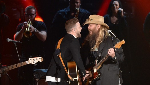 """""""Tennessee Whiskey"""" Grabs #2 on Sales Chart After Chris Stapleton-Justin Timberlake Duet"""