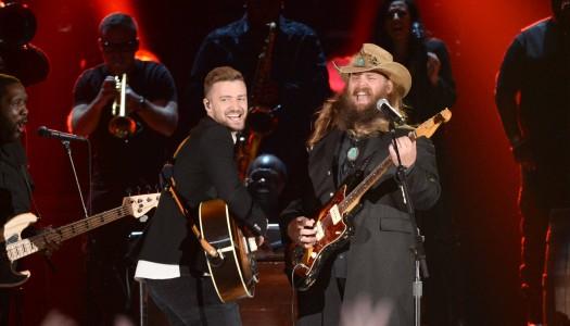 "Chris Stapleton's ""Traveller"" Could Win Weekly Album Sales Race"
