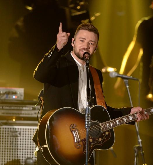 Justin Timberlake [ABC]