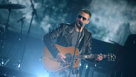 """Eric Church's """"Mr. Misunderstood"""" Ranks as Country Radio's Most-Added Song"""