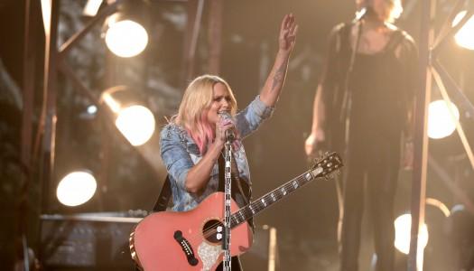 "Miranda Lambert's ""Vice"" Ranks As Country Radio's Most Added; Luke Bryan's ""Move"" Follows"