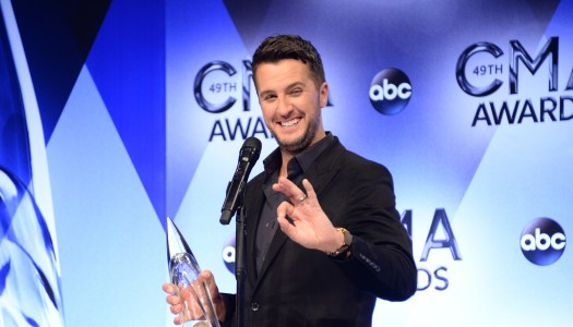 "Luke Bryan's ""Huntin', Fishin' And Lovin' Every Day"" Officially Earns #1 At Country Radio"