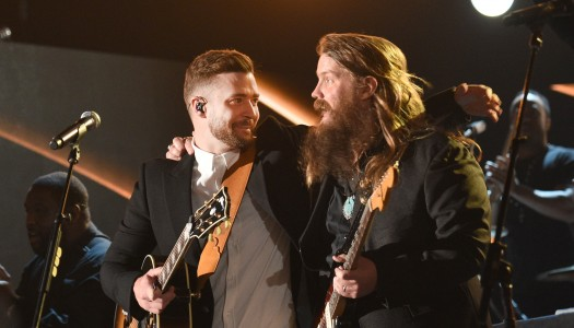 "Stapleton's ""Tennessee Whiskey,"" Timberlake's ""Drink You Away"" Received Country Radio Airplay"