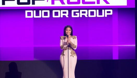 """Nicki Minaj's """"Regret In Your Tears,"""" MGK & Hailee's """"At My Best"""" Reach Top 65 At Pop Radio"""