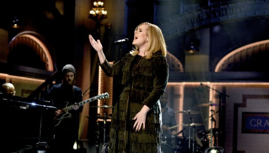 "Adele's ""Water Under The Bridge"" Ranks As Hot AC Radio's Most Added Song"