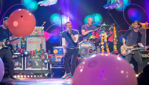 "Coldplay's ""Adventure"" Again Ranks as Hot AC's Most-Added Song; Adam Lambert, Selena Gomez Follow"