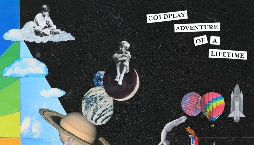 "Coldplay's ""Adventure Of A Lifetime"" Repeats As Alternative Radio's Most-Added Song"