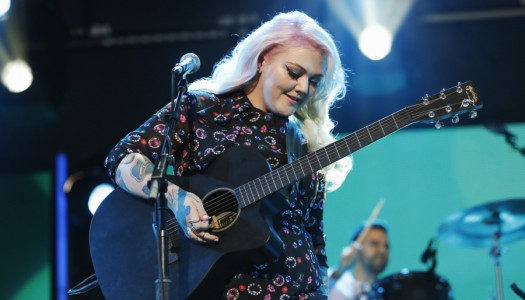 """Elle King's """"Ex's And Oh's"""" Enters Pop Radio's Top 10; Calvin Harris + Disciples Top 15"""