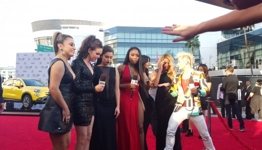 Fifth Harmony, Zendaya, 5SOS, Olivia Holt Walk American Music Awards Red Carpet