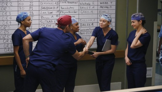 "Ratings Update: ""Grey's Anatomy,"" ""Scandal"" Repeat as Thursday's Top Dramas"