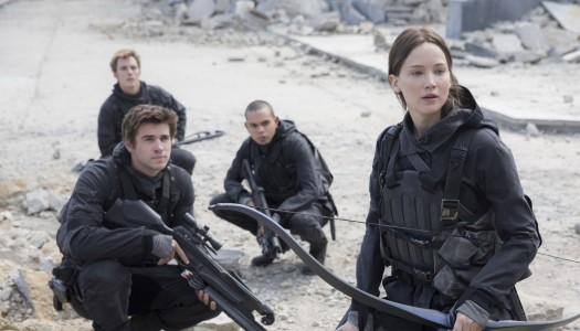 """Mockingjay – Part 2"" Edges ""Krampus,"" Wins Third Straight Weekend Box Office"