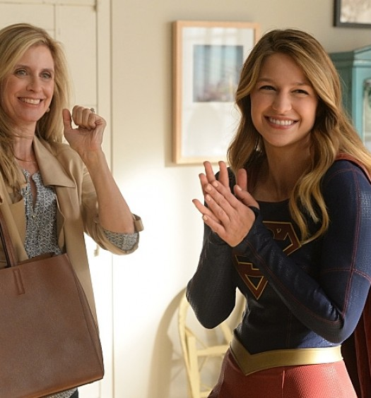 Supergirl Nov 16