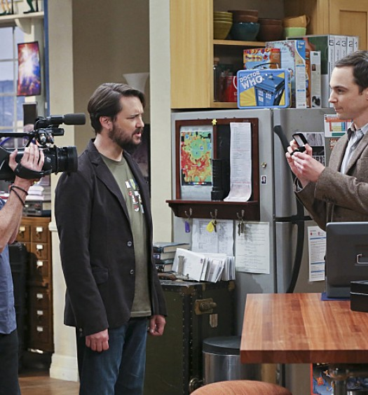 The Big Bang Theory Nov 5
