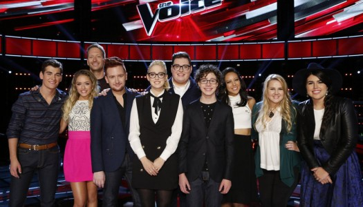 """""""The Voice"""" Reveals Final 10; Korin Bukowski Receives Another Instant Save"""