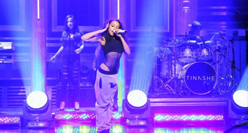 Tinashe [NBC]