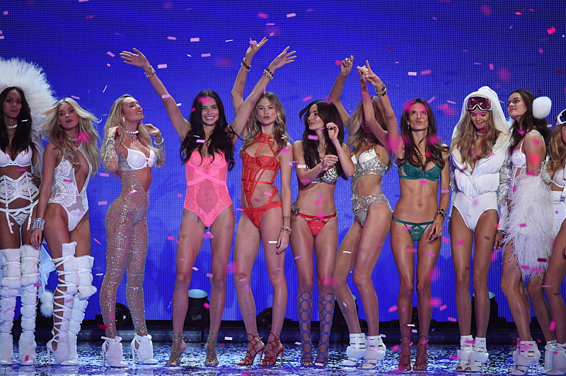 The Victoria's Secret Fashion Show is Heading to Paris