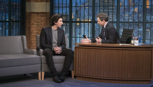 """Adam Driver Scheduled To Host NBC's """"Saturday Night Live"""" On January 16"""