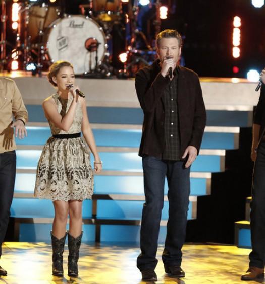 Team Blake [NBC]