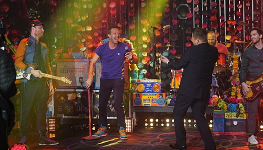 """Coldplay's """"A Head Full Of Dreams"""" US Sales Projection Raised To 190-200K"""
