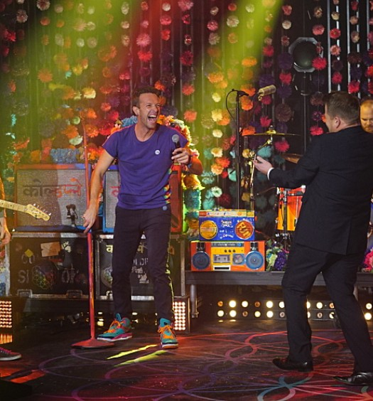 Coldplay [CBS]