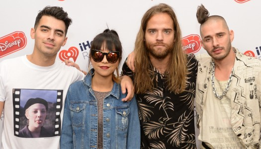"""DNCE's """"Cake By The Ocean,"""" Bryson Tiller's """"Exchange"""" Reach Top 50 on Hot 100"""