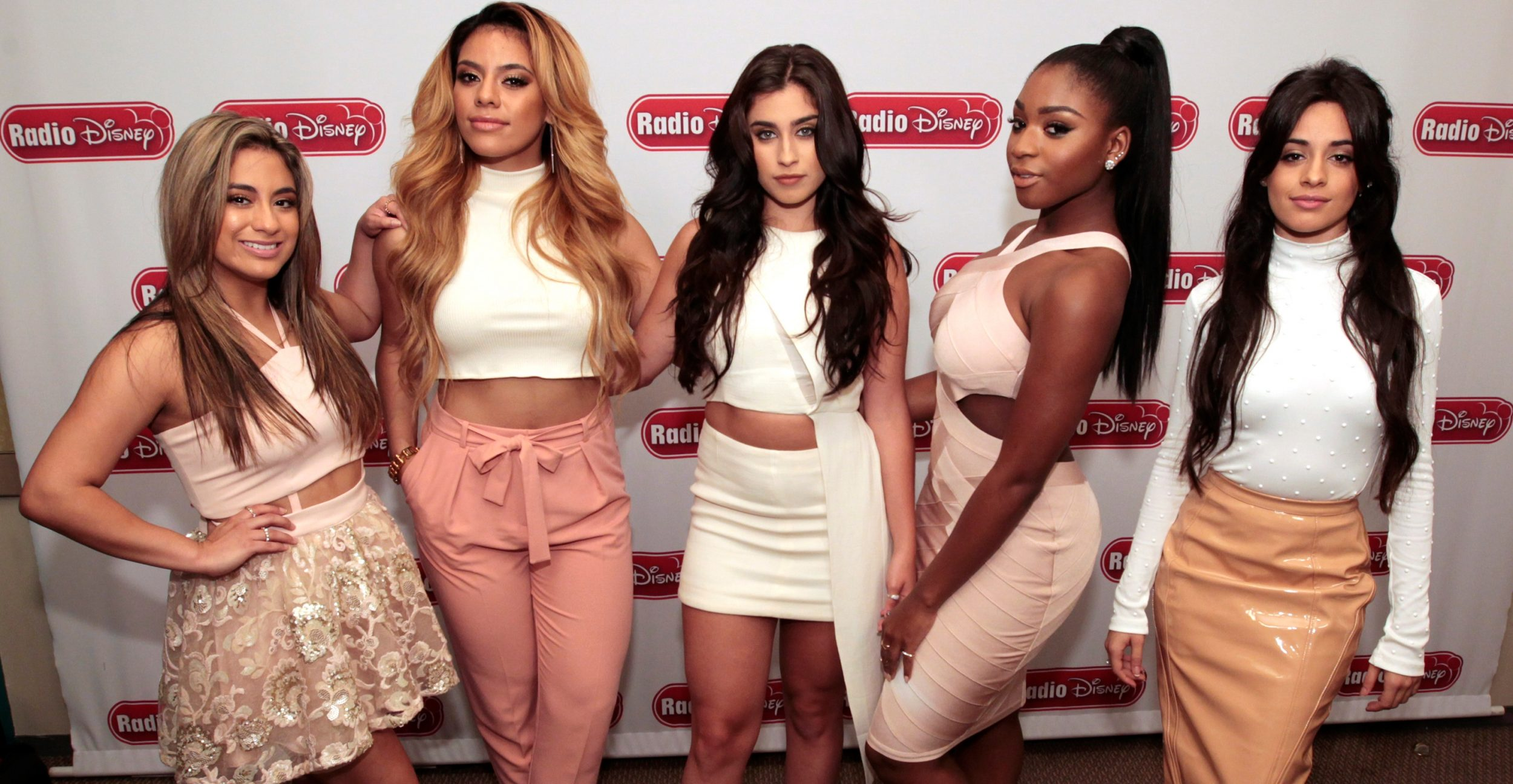 Fifth harmony 39 s that 39 s my girl receives radio disney airplay for Hot family pics