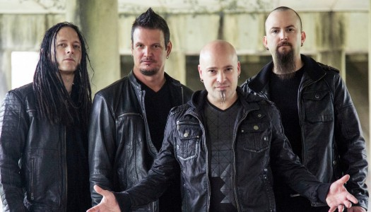 "Disturbed's ""The Light"" Earns Third Week At #1 On Active Rock Airplay Chart"