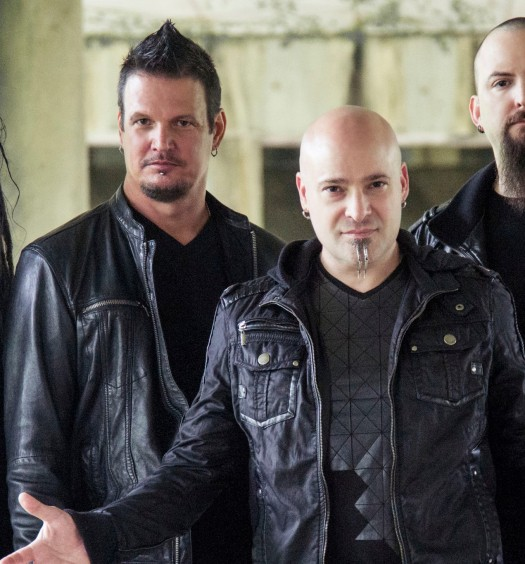 Disturbed [Travis Shinn | WBR Press]