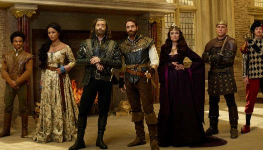 """Galavant's Timothy Omundson, Karen David Scheduled For ABC's """"The View"""""""