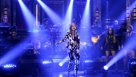 "JoJo Performs ""When Love Hurts"" on Jimmy Fallon's ""Tonight Show"" (Watch Now)"