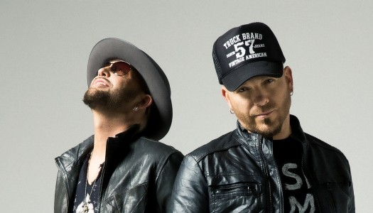 "LoCash's ""I Know Somebody,"" Luke Bryan's ""Move"" Reach Country Radio's Top 10"